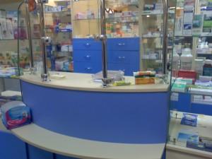 Вот так можно обустроить уютную аптеку
